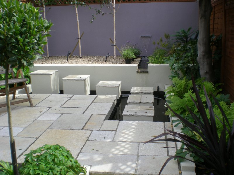 water feature design wandsworth