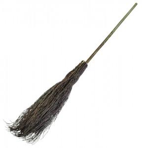 broom for knocking off work casts