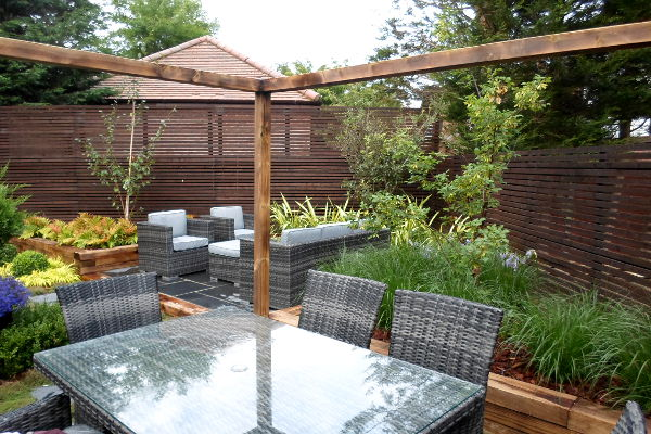 Garden Design in Esher