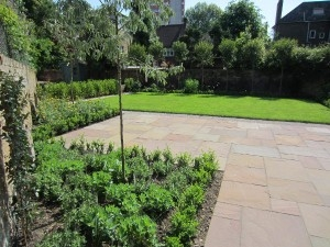Stockwell family garden design
