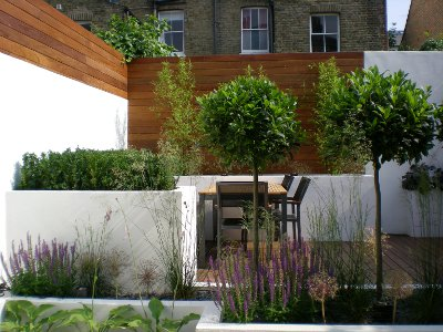 landscaping project Twickenham